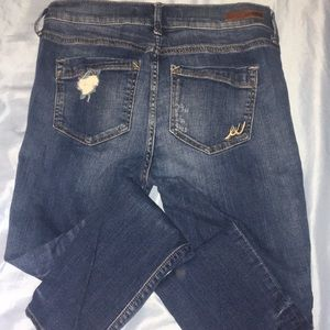 Express Jeans - Express distressed jeans -